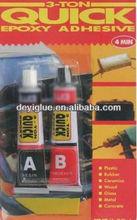 quick set Auto-Parts AB Glue /Modified Acrylic Adhesive