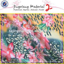 2014 China Supplier Wholesale Fabric Manufacturing Printed Silk Chiffon Fabric