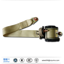 EMARK&DOT 3point seat belt ,Polyester materia safety belt motorcycle from seatbelt supplier on alibaba
