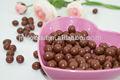 Couverture de chocolate de maní praliné