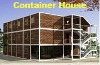 Leading Manufacturer of Movable Container Building Used as Hotel / Domitory / School
