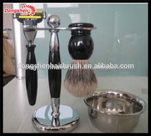 NEW Shaving Safety Razor Double Edge,Shaving Brush Sets Gifts, mens shaving kits