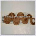 Remy Malezya bandı saç uzatma/Moğol bandı saç/ucuz bandı saç atkı