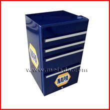98L Tool Box Fridge, Mini Refrigerator Cabinet