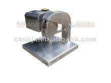 chicken slaughter machine& stainless steel cutting machine