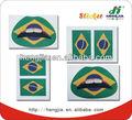 brasil bandeira en 71 tatuagem temporária