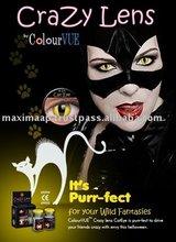 Contact Lens CRAZY Halloween - CAT EYES