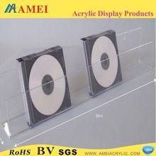 2013 hot clear acrylic wall shelf design/customized clear acrylic wall shelf design/clear acrylic wall shelf design manufacturer