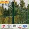 ISO Quality Sale PVC coated Welded Wire Mesh Fence, Price of PVC coated Fence , Welded Panel Garden Fence