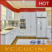 Project High quality white kitchen tile board
