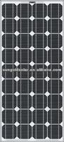 80 Watt Monocrystal Solar Panel For 18V Battery Charge