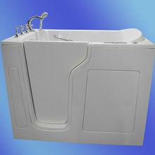 Empower Walk-In Bath Tub with slip-resistant seat CWB3555