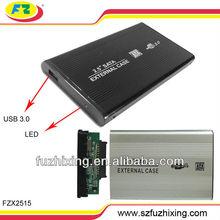 2.5inch SATA Hard drive external case / USB 3.0 HDD Case