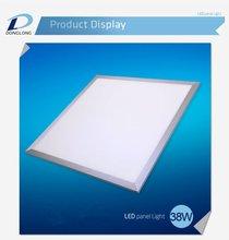 Factory supply high Luminous low price 38W 600*600mm led panel light