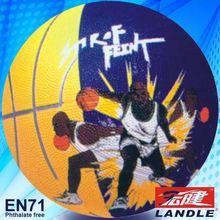 Standard Size colored basket balls