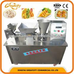 Samosa making machine / Frozen chinese dumplings
