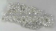 15 carats VVS-VS G/H 2.0mm round brilliant cut diamonds