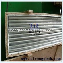 zirconium pipe/tube factory price in stock
