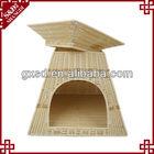 Eco-friendly handmade durable luxury dog cat house