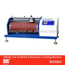 DIN Textile Abrasion Test Instrument