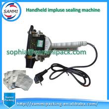 Hand-held Inpulse Band Sealing Machine for aluminium bag,aluminium film sealer FKR-400