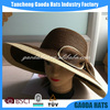 Made in china farmers sombrero straw hat wholesale