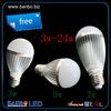 aluminum 3w-24w led light bulbs canada led bulb e14 2700k