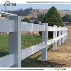 2014 Hot sale High Quality 2-rail PVC Ranch Fence