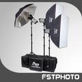 المهنية استوديو التصوير المعدات في ومضة فلاش صور الاستوديو الموالية للنمط