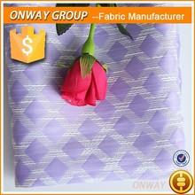 2014 high quality jacquard knitting fabric,fashion double sided knit fabric shaoxing textile jacquard fabric
