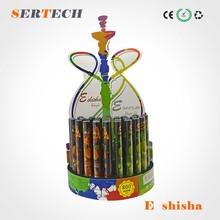 2014 disposable e hookah and hot selling Disposable e-cigarette e hookah 500 puff wholesale