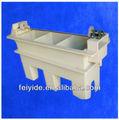 Bain de galvanisation, galvanoplastie réservoir, professionnel personnalisé plaquant la machine, fabricant