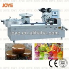 Multi-function Flow Wrapping Bagging Machine For Milky Caramel Candy JY-1200/Lollipop Candy Packing Machine