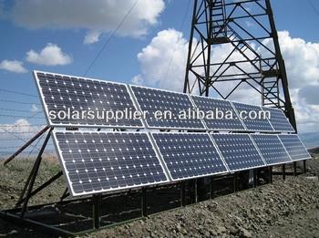 photovoltaic cells price solar panel 6000W power system/High power polycrystalline solar photovoltaic panel 3000W