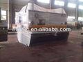 Flußstahlblechen schneidemaschine qc11y- 20x2600