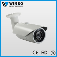 Metal case 2 megapixel secure eye cctv cameras with ICR auto switch
