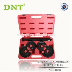 professional high quality automotive repair tools of Mercedes Coil Spring Compressor set