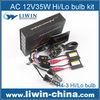 Liwin brand New product super bright hid xenon 9007h l 8000k for SAAB car