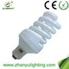 E27 T3 20W Spiral cfl / Twist cfl bulb (110-130V/220-240V)