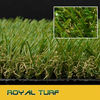 Non-Flat V shaped artificial grass for Residental,garden,landscape