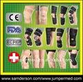 Knee brace/joelho apoio/tala e imobilizador série
