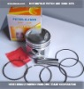 motorcycle piston kit /motorcycle parts / piston