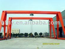 MH-type electric hoist Single Beam bridge / gantry cranes 10t