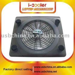 USB Fan Laptop Cooler Fan/ Notebook Cooler Fan+Blue LED Light