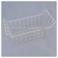 Congelador cesta para caja de hielo / metal congelador cesta/cable congelador cesta