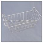 Freezer basket for ice box / metal freezer basket/wire freezer basket