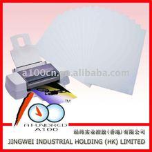 Double-sided inkjet name cardstock matte paper 230g