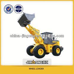 JGM756 wheel loader,5ton, Weichai Engine
