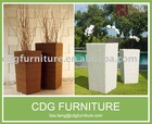 Rattan Flower Pot CDG-D10155B