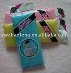 Salux japanese Exfoliating beauty skin cloth magic peeling cloth